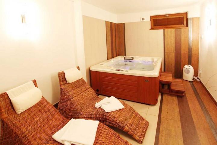 Hotel Ráztoka - nedělní relaxace